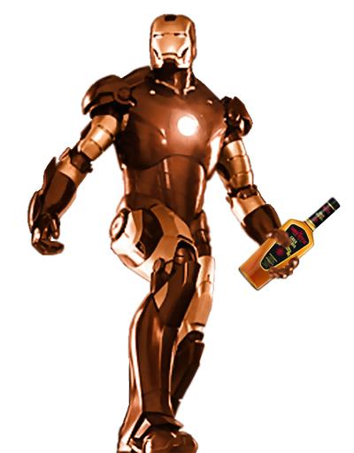 Iron man contenido intelectual para todo publico for Domon man 2008